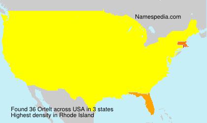 Ortelt - USA
