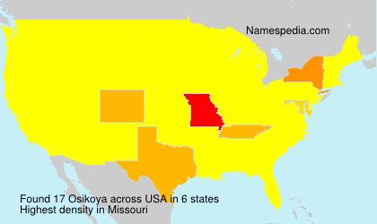 Osikoya