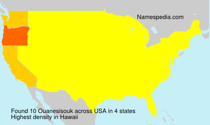 Ouanesisouk