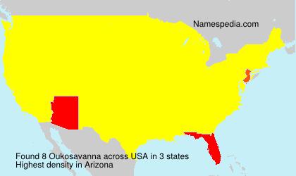 Oukosavanna