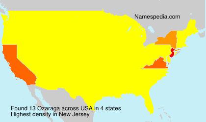 Ozaraga
