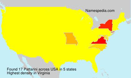 Pattarini - USA