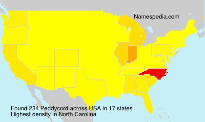 Peddycord