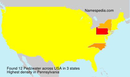 Pedzwater