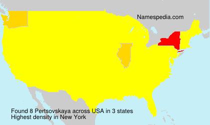 Pertsovskaya
