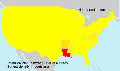 Piacun - USA