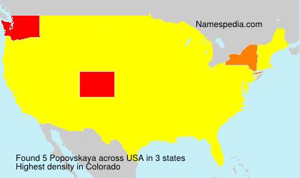 Popovskaya
