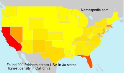 Pridham