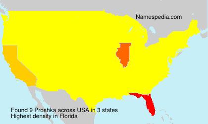 Proshka