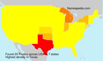 Prudon - USA