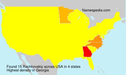 Rachkovskiy