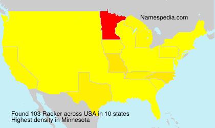 Raeker