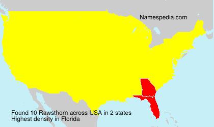 Rawsthorn