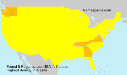 Regat - USA