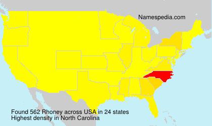 Rhoney