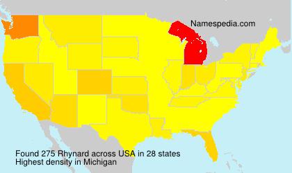 Rhynard