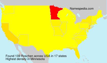 Roschen - USA
