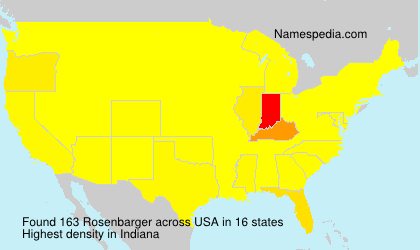 Rosenbarger