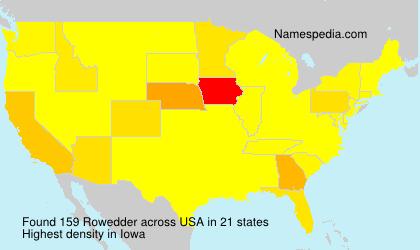 Rowedder