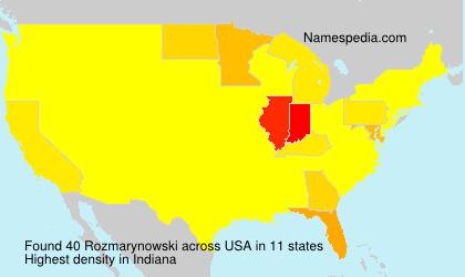 Rozmarynowski