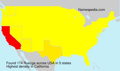 Ruezga