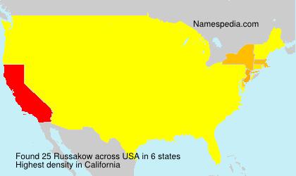 Russakow