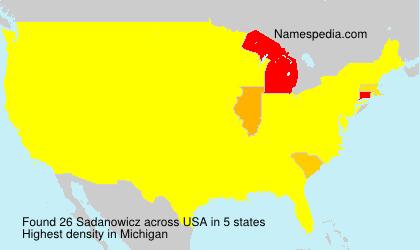 Sadanowicz