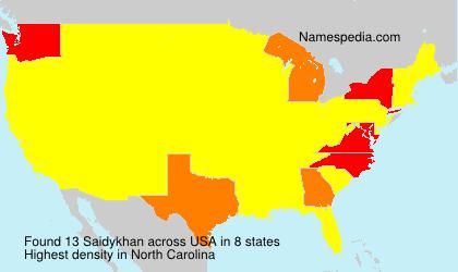 Saidykhan