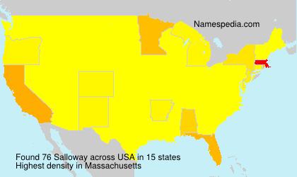 Salloway - USA