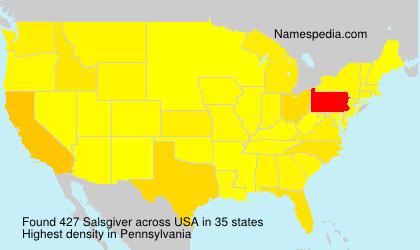 Salsgiver