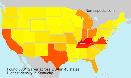 Salyer