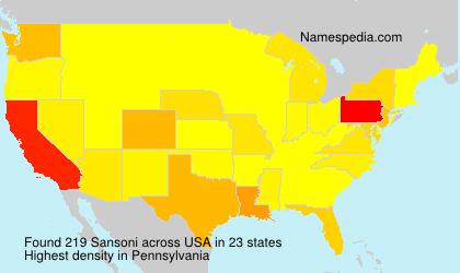 Sansoni