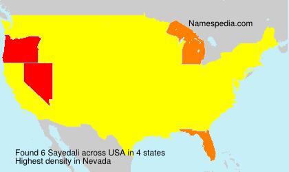 Sayedali