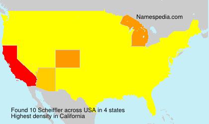 Scheiffler