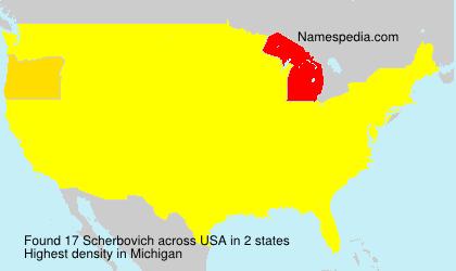 Scherbovich