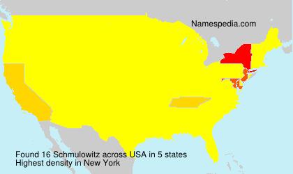 Schmulowitz