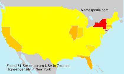 Sekler - USA