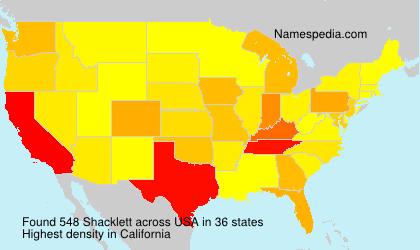 Shacklett