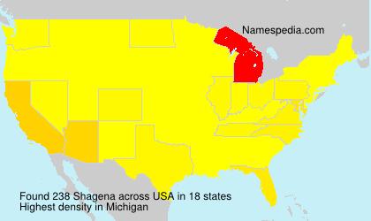 Shagena