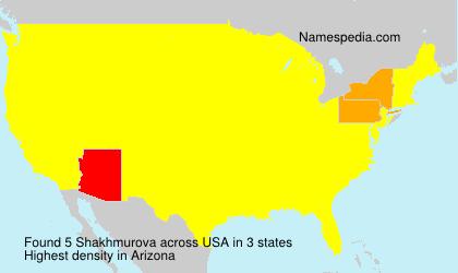 Shakhmurova