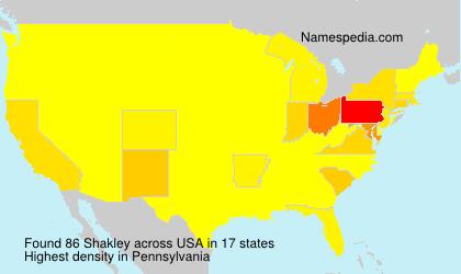 Shakley