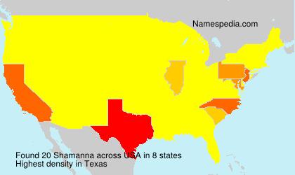 Shamanna