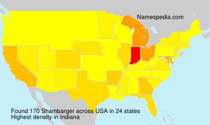 Shambarger