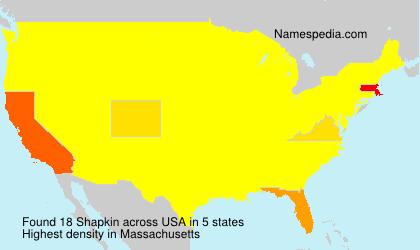 Shapkin