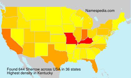 Sherrow