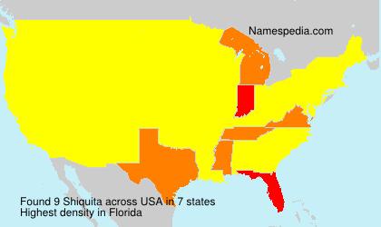 Shiquita - Names Encyclopedia