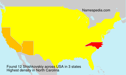 Shishkovskiy