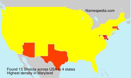 Sholola