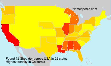 Shoulder - USA