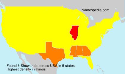 Shuwanda